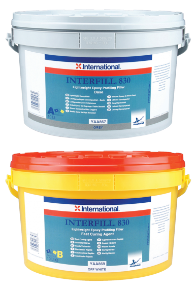Interfill 830 Fast Cure