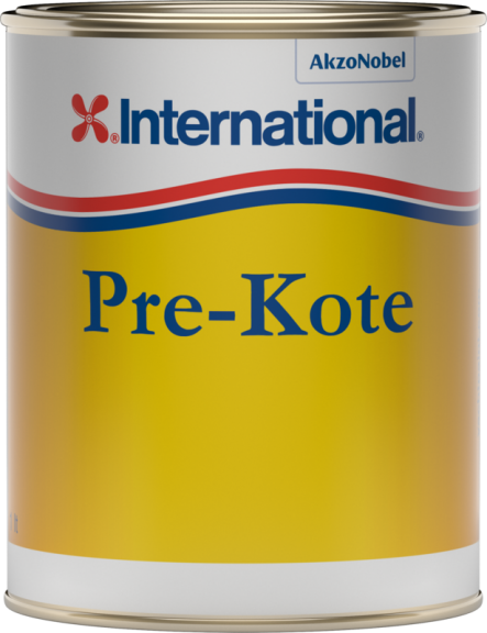 Pre-Kote Undercoat for Boat Paint | International