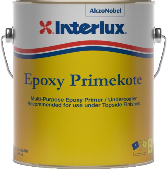 Epoxy Primekote Boat Primer | Interlux