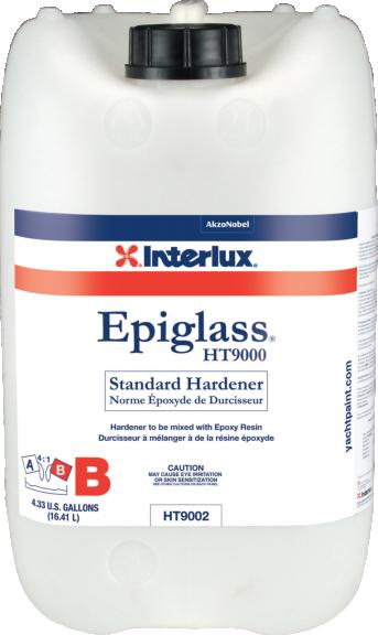 Epiglass HT9002 Standard Cure