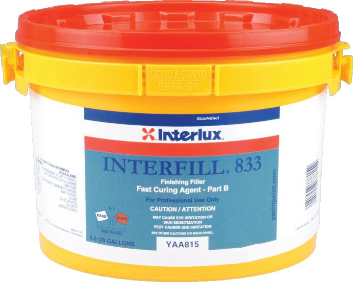 Interfill 833 Fast Cure