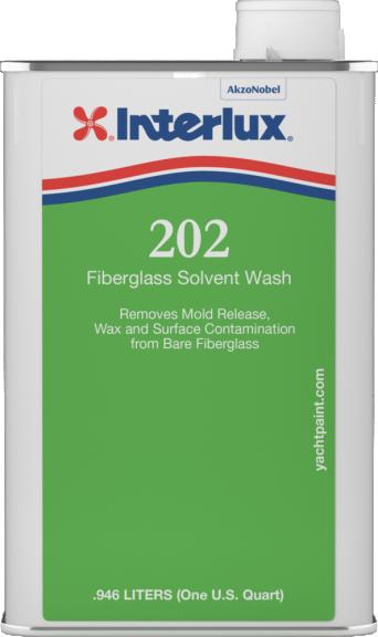 Fiberglass Solvent Wash 202