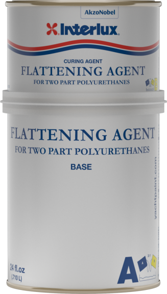 Flattening Agent for Two Part Polyurethanes