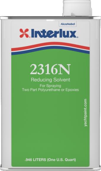 Reducing Solvent Spray - 2316N