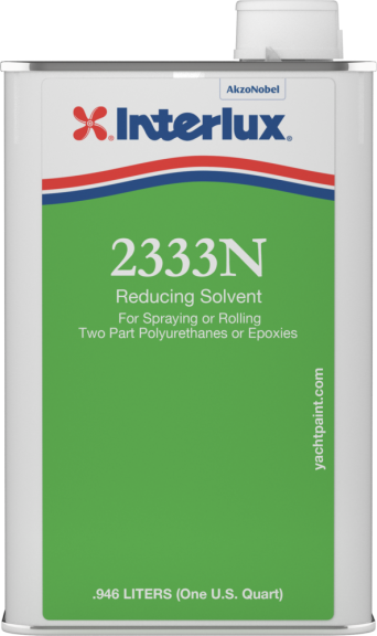Reducing Solvent Brush - 2333N