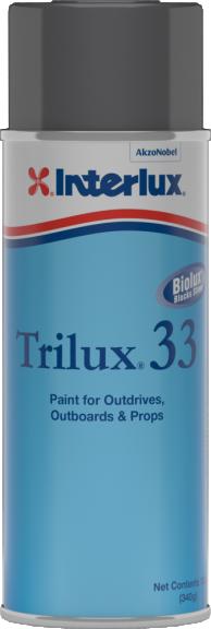 Trilux 33 Aerosol Antifouling Boat Paint | Interlux