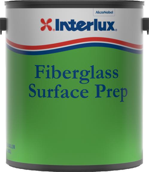 Fiberglass Surface Prep