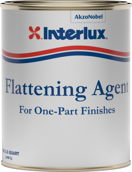 Flattening Agent for 1-Part Finishes