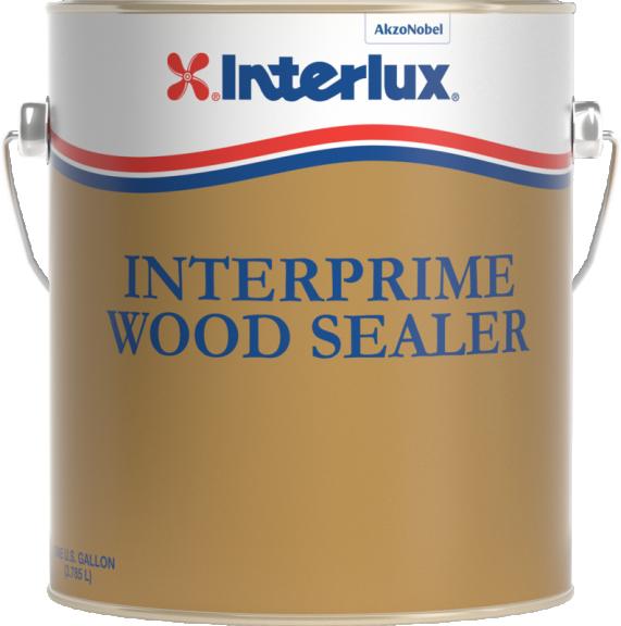 Inter-Prime Wood Sealer Clear