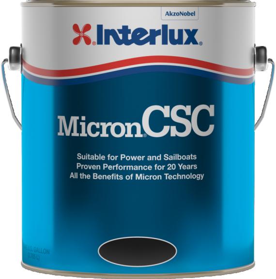 Micron CSC Antifouling Boat Paint | Interlux