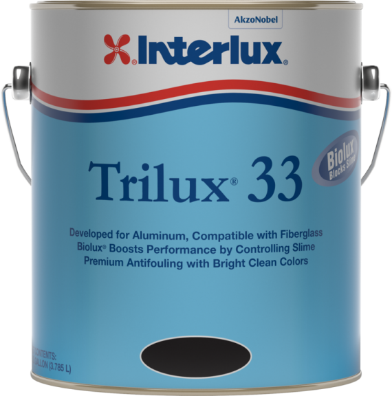 Trilux 33 Antifouling Boat Paint | Interlux