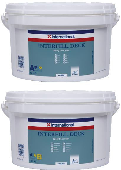 Interfill Deck