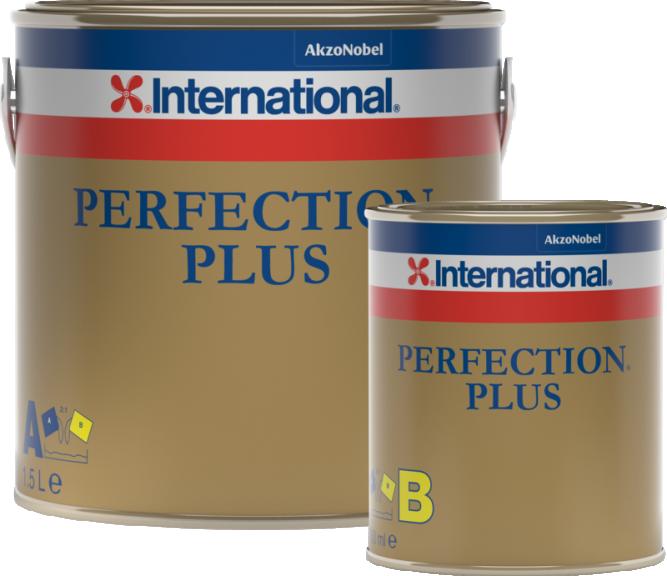 Perfection Plus Varnish/Glazecoat (Professional)
