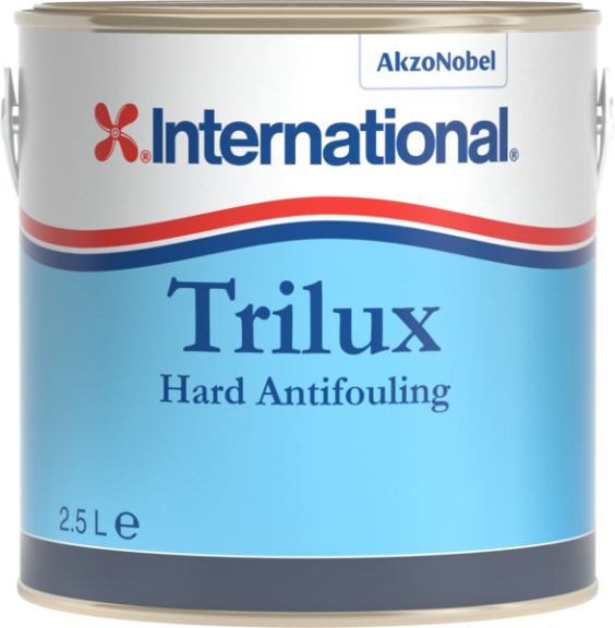 trilux bottenfärg test